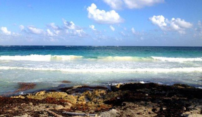 Península de Yucatán é um dos lugares baratos para viajar