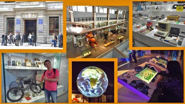 roteiro 1 dia em londres - museu de ciências