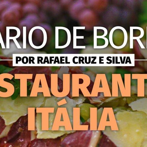 Comida típica italiana: restaurantes que visitei na Itália