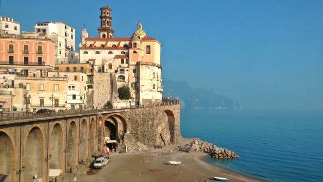 Roteiro pela Costa Amalfitana - Atrani