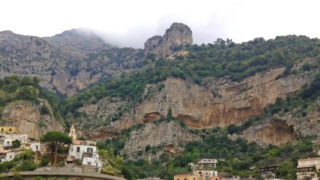 Roteiro pela Costa Amalfitana - Positano