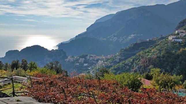 Roteiro pela Costa Amalfitana - Ravello Vista