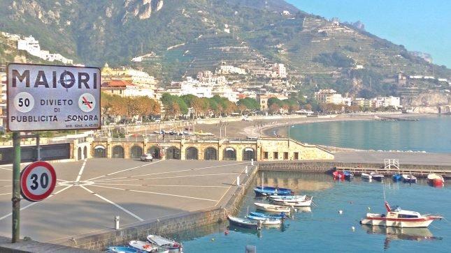 Um roteiro fotográfico pela Costa Amalfitana - Maiori