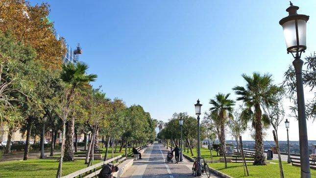 Um roteiro fotográfico pela Costa Amalfitana - Salerno Orla
