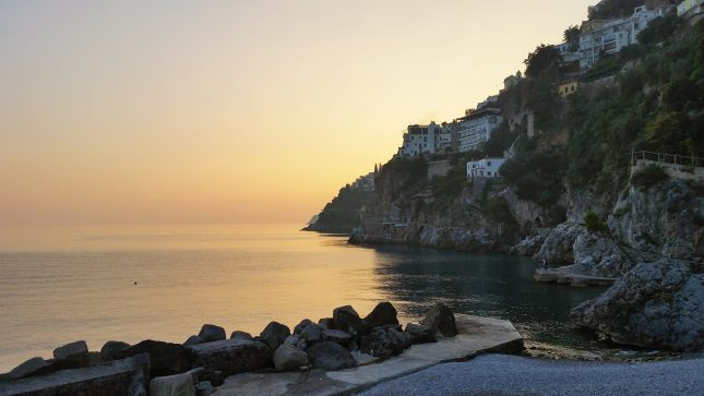 Roteiro pela Costa Amalfitana - Amalfi Itália