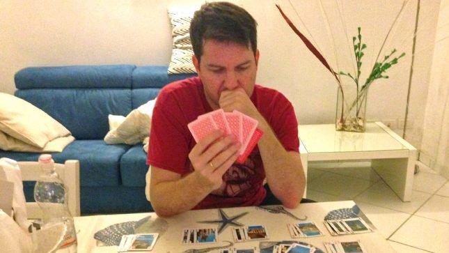 Um roteiro fotográfico pela Costa Amalfitana dicas - Jogo de cartas