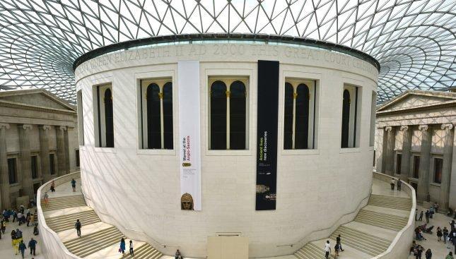 Viajar barato pela Europa: entre de graça no Museu do Louvre + 9 - British Museum