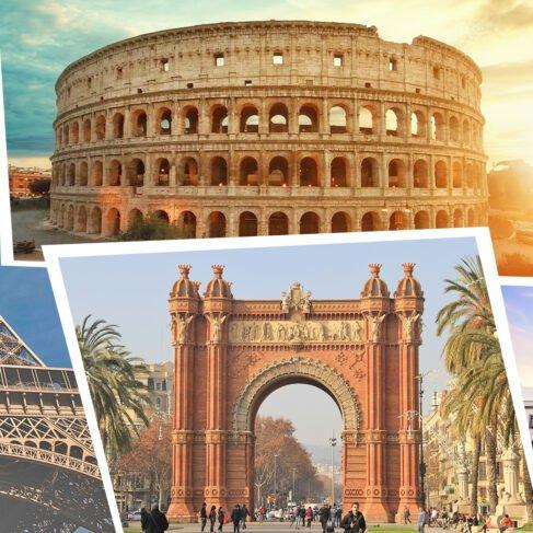 Quais os melhores destinos na Europa para você? Descubra aqui!