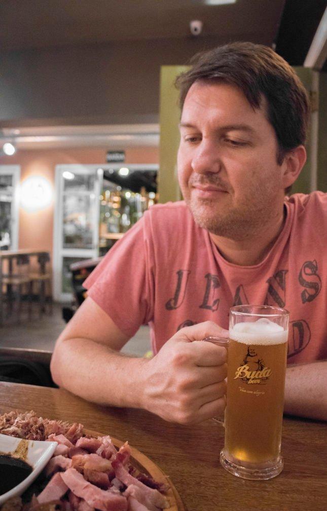 restaurante petropolis - Buda Beer