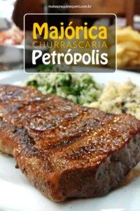 Difícil falar de churrascaria em Petrópolis sem lembrar da Churrascaria Majórica. Prepare-se para um ótimo atendimento e carnes maravilhosas!