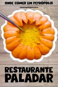 O Restaurante Paladar é uma ótima opção de self-service no centro de Petrópolis e fica perto dos principais pontos turísticos da cidade.