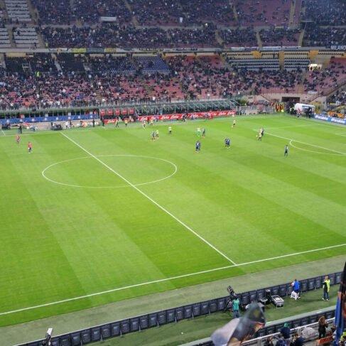 Férias na Itália: assista a um jogo no estádio da Inter de Milão