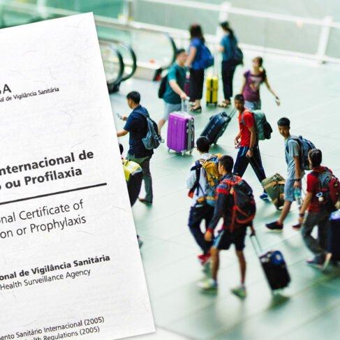 Como tirar o Certificado Internacional de Vacinação Febre Amarela