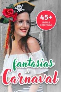 fantasia de carnaval criativa ideias de fantasias femininas